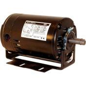 Century BK1102, Capacitor Start Resilient Base Motor - 115/208-230 Volts 3450 RPM