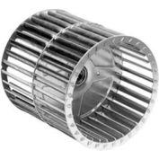 "Fasco Double Inlet Blower Wheel - 5 19/64"" Diameter 1/2"" Bore"