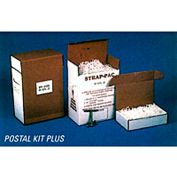 "Self-Dispensing Polypropylene Strapping Kit 1/2"" x 3,000' Coil With Tensioner & Buckles"