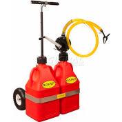 Flo-Fast™ système de fluide de transfert, 2 7-1/2 Gallon, jaune, 31027Y
