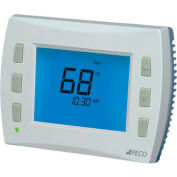 PECO PerformancePRO Thermostat with Humidity, Programmable