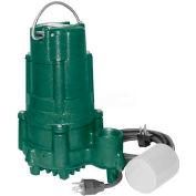 Zoeller Flow-Mate BN140 Sump Pump For Septic Tanks 140-0005, LPP, 20' Cord, 1 HP