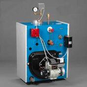 Slant/Fin® ITR-40-PZT Intrepid Packaged Steam Boiler with Tankless Heater, 224K BTU