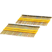 "Freeman Framing Nails FR.113-238B, 2-3/8"" x .113"", Plastic Collated, Coated Smooth Shank, 2000/Bx"