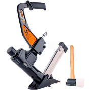 Freeman Tools PFL618BR,  3-In-1 Flooring Nailer with Molded Case