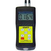 """La phase 2 UTG-1500 0,04""""-8» / 0-200 MM économie mesureur d'épaisseur à ultrasons"""