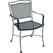 Premier Hospitality Furniture Veranda Outdoor Metal Chair With Arms