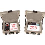 """FireKing® SS104 SureSeal feu & coffre étanche, 19-7/8"""" W x 17 «D x 7-5/16» H, 0,38 pi³."""