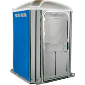 PolyJohn® confort XL™ chaise de roue Accessible toilettes portables Blue - PH03-1001