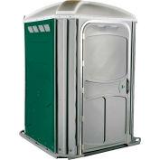 PolyJohn® confort XL™ chaise de roue Accessible toilettes portables Evergreen - PH03-1003