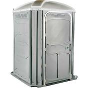 PolyJohn® confort XL™ chaise de roue Accessible toilettes portables Lt gris - PH03-1007