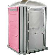 PolyJohn® confort XL™ chaise de roue Accessible toilettes portables rose - PH03-1012