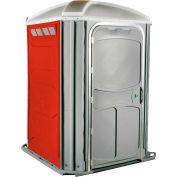 PolyJohn® confort XL™ chaise de roue Accessible toilettes portables rouge - PH03-1013
