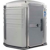 PolyJohn® nous allons Care™ ADA toilettes portables compatibles Lt gris - SA1-1007