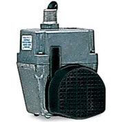 Pompe  de machine à laver des pièces submersible Little Giant 502020, 115 V, 300 gallons par heure à 1 pi