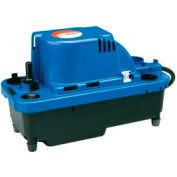Little Giant® VCMX-20ULS Condensate Removal Pump With Safety Switch 115V