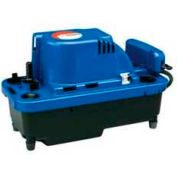 Little Giant® Condensate Removal Pump VCMX-20ULST With Tubing 230V