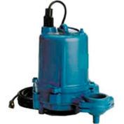 Little Giant 620200 WS50HM Submersible High Head Effluent Pump - 115V- 130 GPM At 5'