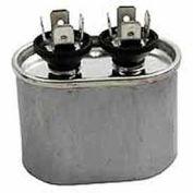 Rotom 6DV, 6MFD, 440V, démarrer condensateur, ovale