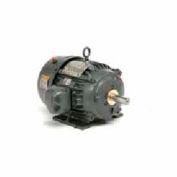 US Motors, TEFC, 2 HP, 3-Phase, 1175 RPM Motor, 8P2P3G