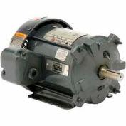 US Motors, TEFC, 1.5 HP, 3-Phase, 3505 RPM Motor, C32P1B