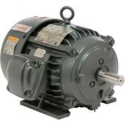 US Motors, TEFC, 3 HP, 3-Phase, 1765 RPM Motor, C3P2BC
