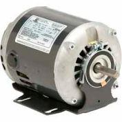 US Motors, ODP, 1/3 HP, 1-Phase, 1725 RPM Motor, D13B2N4A9