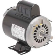 US Motors, ODP, 2 HP, 1-Phase, 1740 RPM Motor, D2C2P21Z