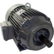 US Motors, TEFC, 20 HP, 3-Phase Motor, H20P2DC