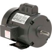 US Motors, TEFC, 7.5 HP, 1-Phase, 3480 RPM Motor, T7C1K21