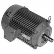 US Motors Unimount® TEFC, 0.5 HP, 3-Phase, 1745 RPM Motor, U12S2GCR