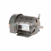 US Motors Unimount® TEFC, 15 HP, 3-Phase, 3550 RPM Motor, U15P1H
