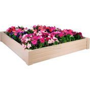 """Age Garden™ nouveau soulevé jardin lit/Sand Box 48 """"L x 48 H «D x 8"""""""