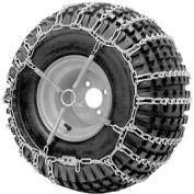 ATV V-BAR Tire Chains, 2 Link Spacing (Pair) - 1064356