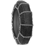 2800 Series Single Truck, Bus & RV V-BAR Tire Chains (Pair) - QG2845