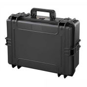 "Plastica Panaro MAX505S Waterproof Protective Case w/Cubed Foam - 21-27/32""L x 16-27/32""W x 8-5/16""H"