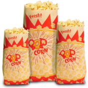 Paragon 1030 Popcorn Bags 1.5 oz 1000/Case