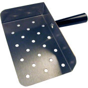 Paragon 1039, Nacho Speed Scoop, Stainless Steel, 4-1/4x1-3/4x6-1/4""