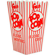 Paragon 1045 Large Popcorn Scoop Boxes 1.75 oz 100/Case