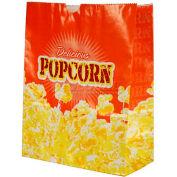 Paragon 1062 Popcorn beurre sacs 5 oz 100/carton