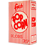 Paragon 1070 Small Popcorn Boxes 0.74 oz 100/Case