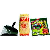 Paragon 1087 Popcorn Starter Pack-8 oz 1000 sacs en papier