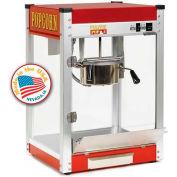 Paragon 1104210 Theater Pop Popcorn Machine 4 oz Red 120V 1200W