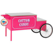 "Paragon 3060010 Cotton Candy Spoke Machine Wheel Cart, 56""W x 41-1/2""D x 26""H"