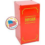 Parangon 3080910 Popcorn Antique Machine Stand 4oz rouge