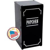 Parangon 3080920 Popcorn Antique Machine Stand 4oz noir
