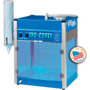 Paragon 6133210 le Blizzard Sno-cône Machine, 500lbs glace / heure