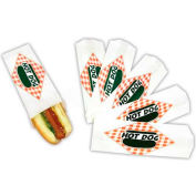 Paragon 8051, Hot Dog Bags, Paper, 5000/Case