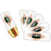Paragon 8051, Hot Dog Bags, Paper, 5000/Case