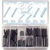 300 Piece Roll Pin Assortment - Made In USA
